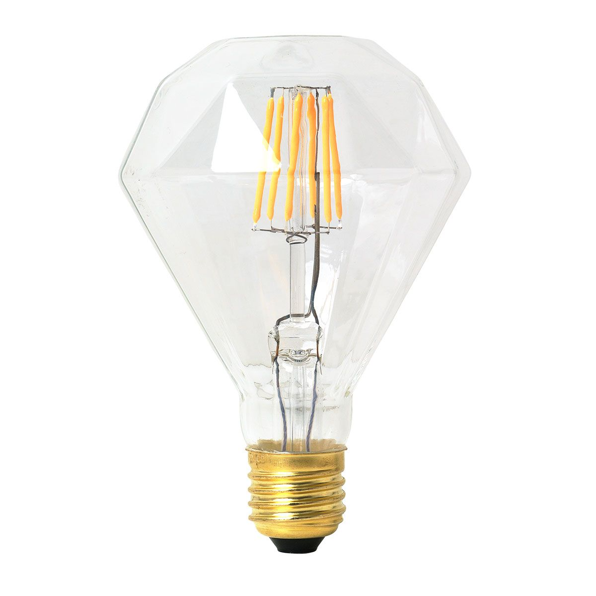 Ampoule diamant à relief led E27/6W Diamond Broste