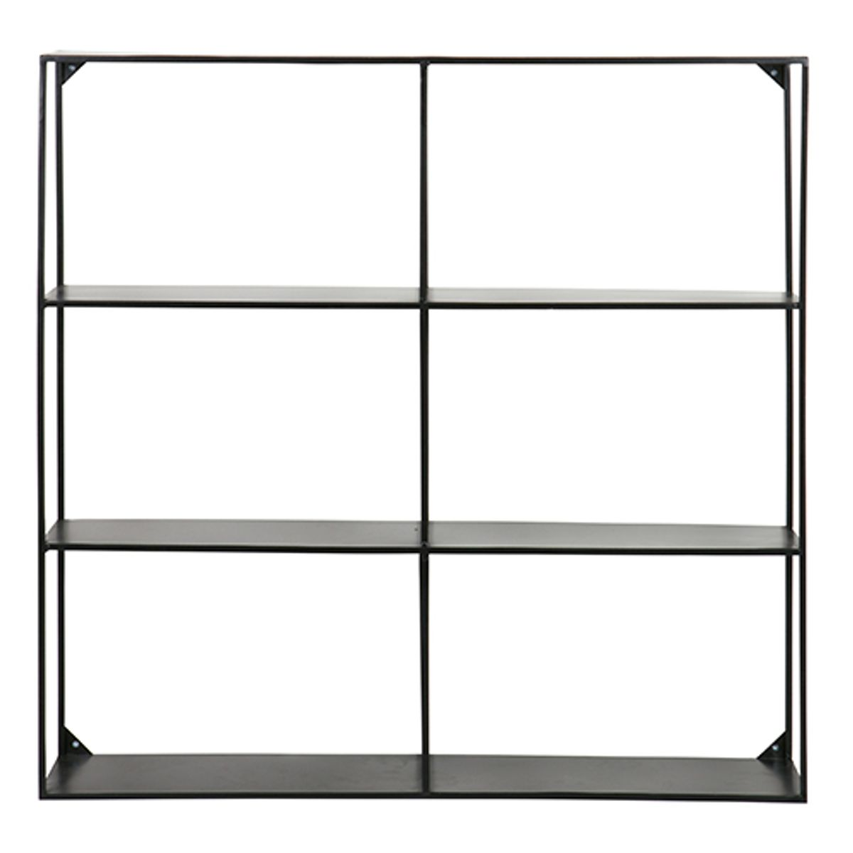 etagere murale m tallique fashion designs. Black Bedroom Furniture Sets. Home Design Ideas