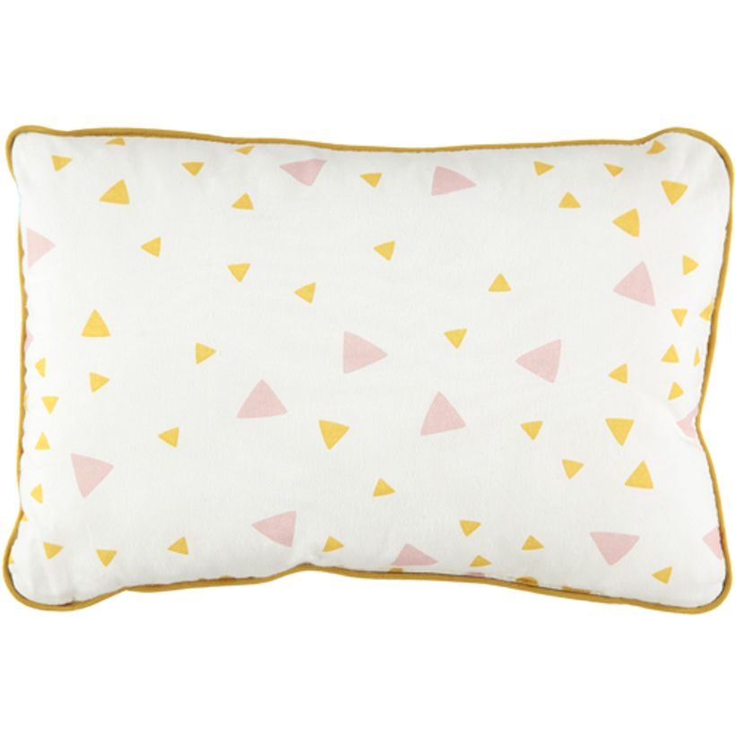 Coussin coton 23x34 Pink Honey Sparks Nobodinoz