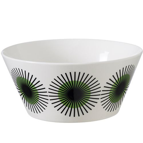 Superliving - Bol en porcelaine LuluBowl Superliving - vert menthe