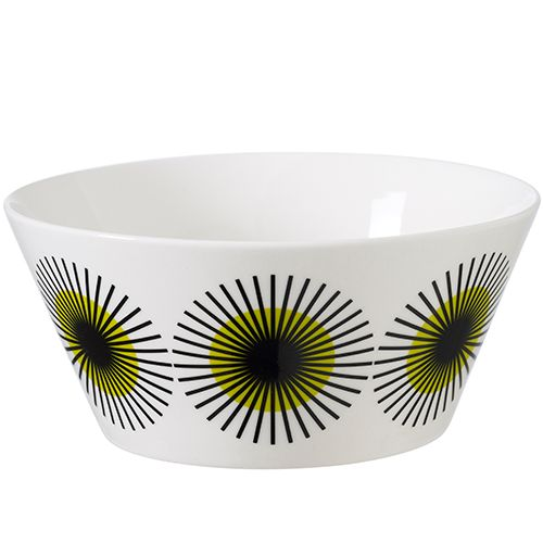 Superliving - Bol en porcelaine LuluBowl Superliving - jaune citron