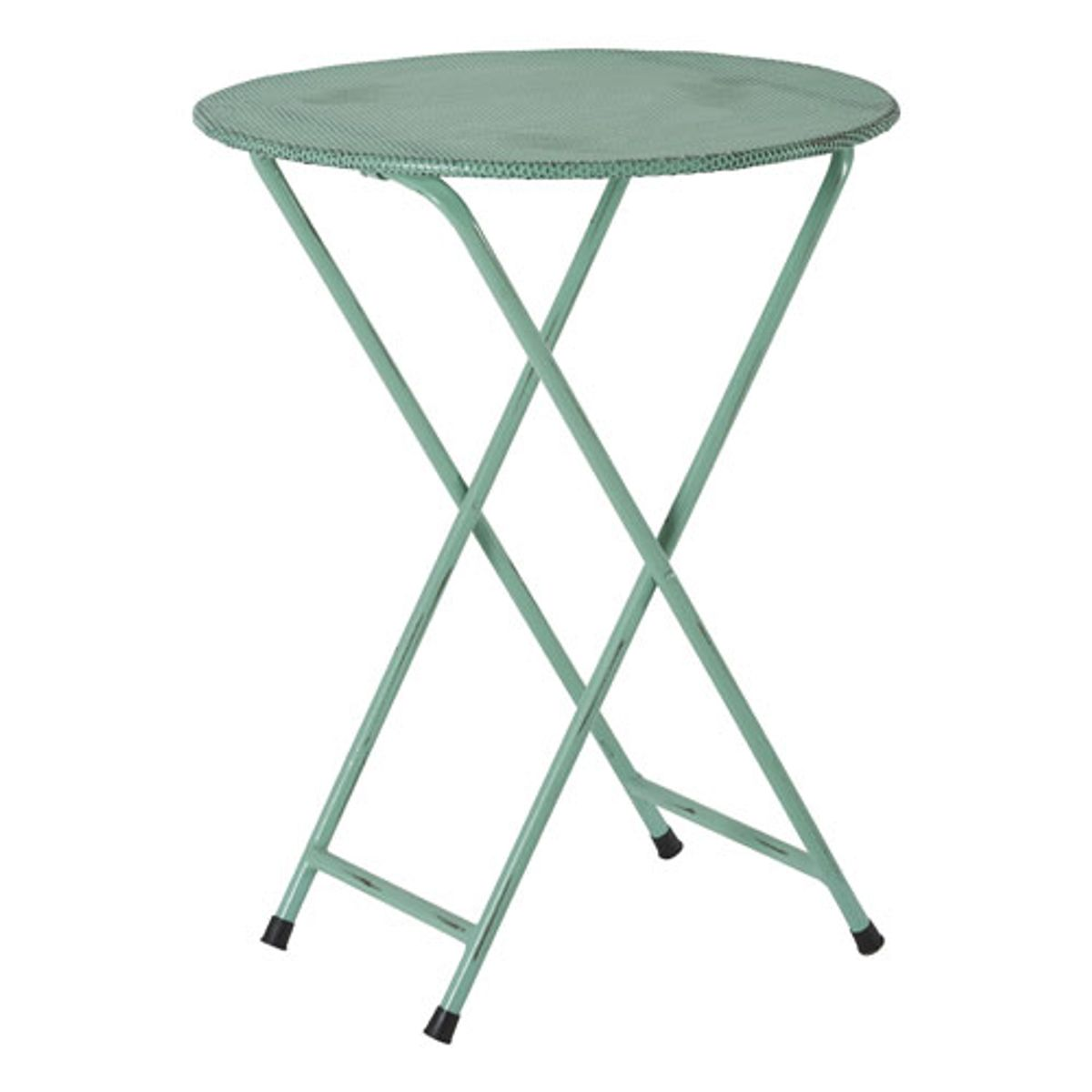 Emejing table de jardin en metal ronde photos awesome for Table ronde metal